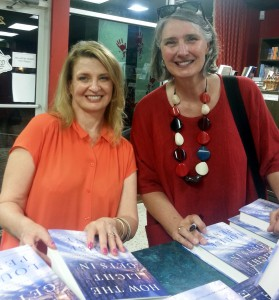 Joanne and Louise Penny