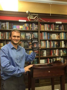 Brian Bandell at Murder on the Beach Bookstore